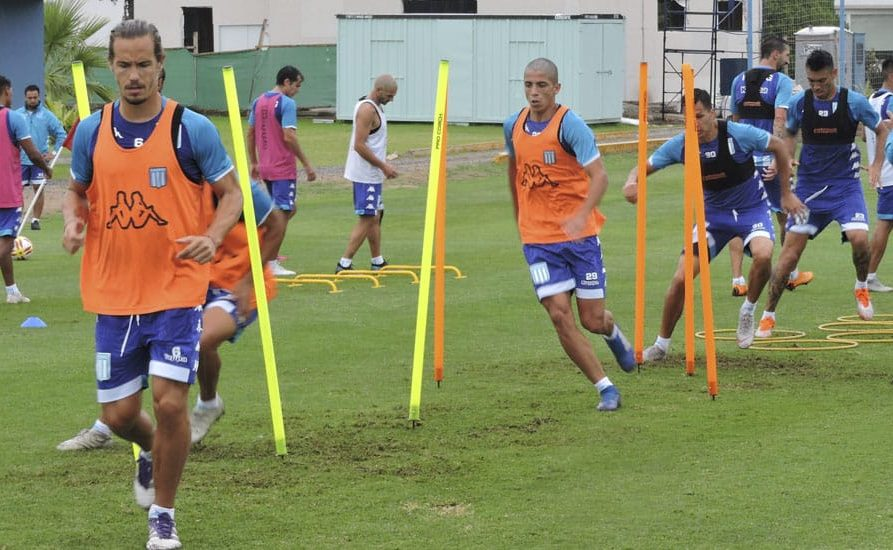 Foto: Prensa Racing Club