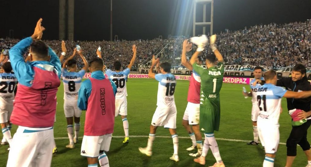 Racing tendrá 15 mil entradas disponibles.