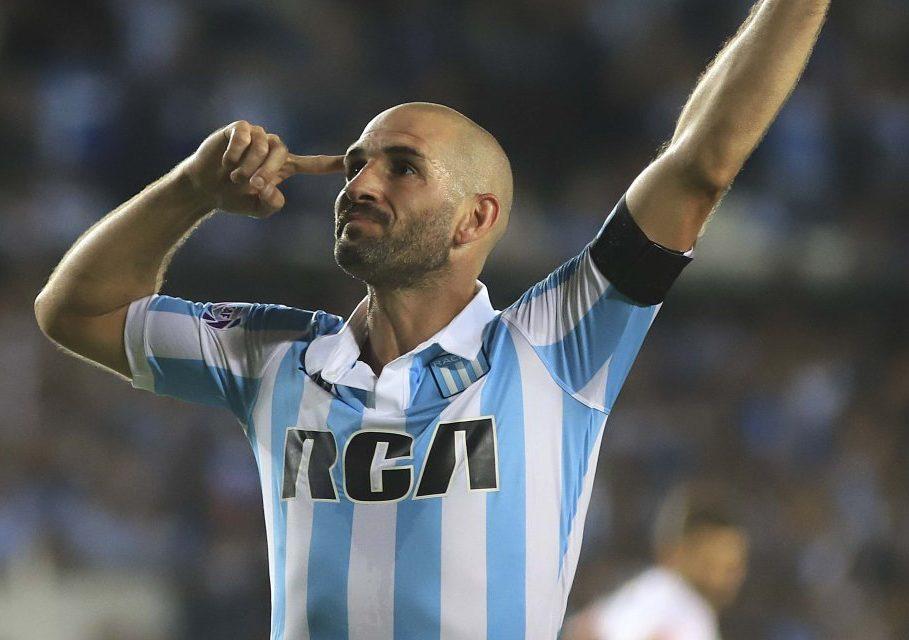 Lisandro es el goleador de la Superliga con 14 tantos.