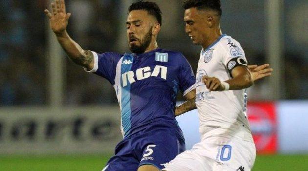 Racing expone la punta frente a un difícil Belgrano que viene entonado.