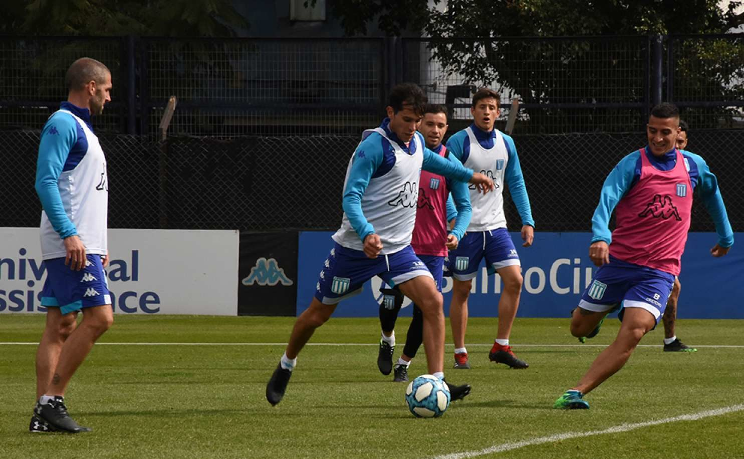19 jugadores viajarán a Santiago del Estero.