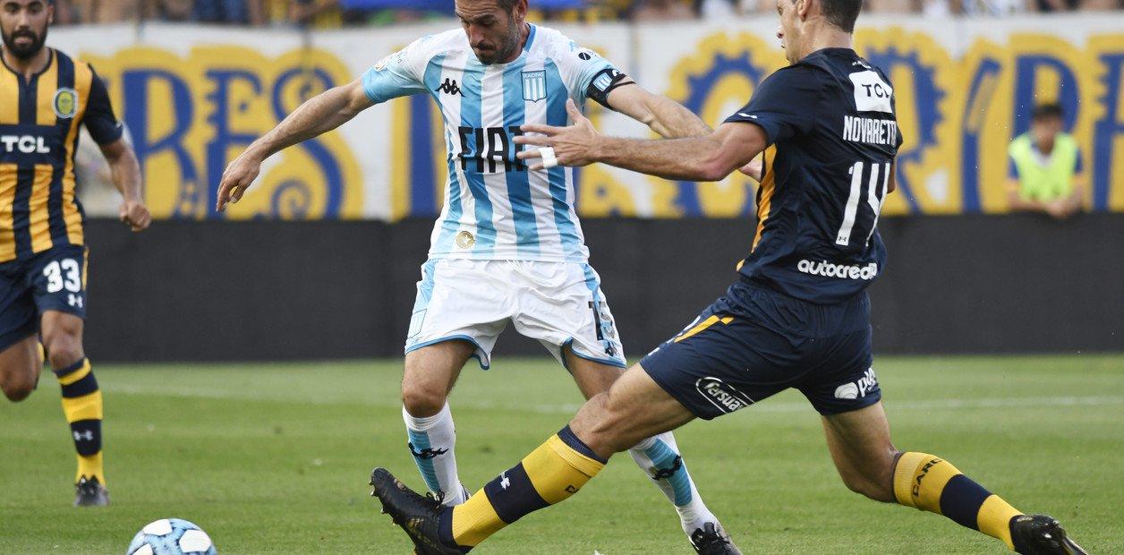Licha López anotó el empate para la Academia.