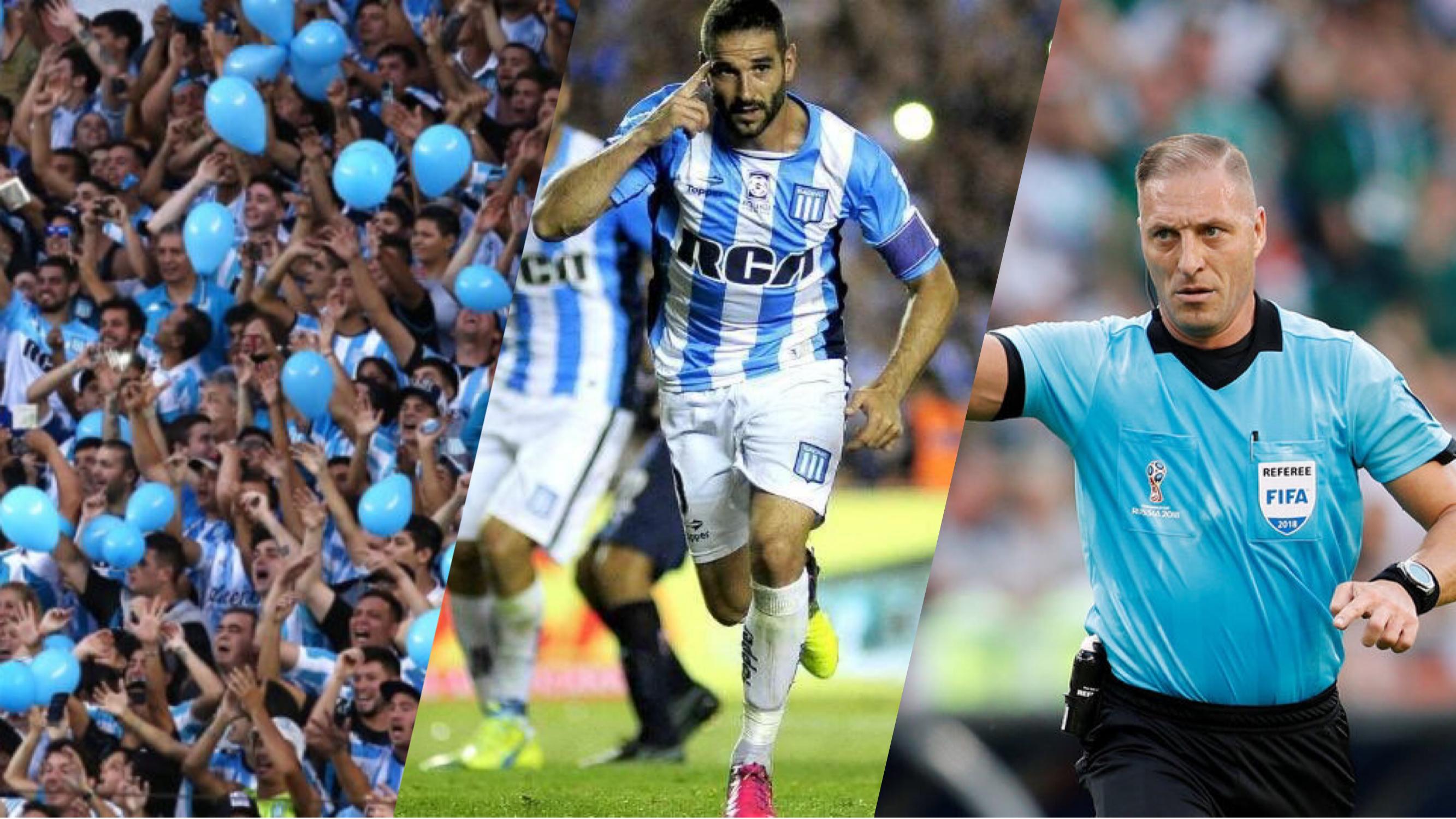 Independiente es una de las victimas favoritas de Lisandro.