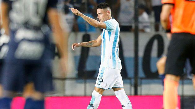 Mauricio Martínez habló en la previa del duelo vs. San Lorenzo.