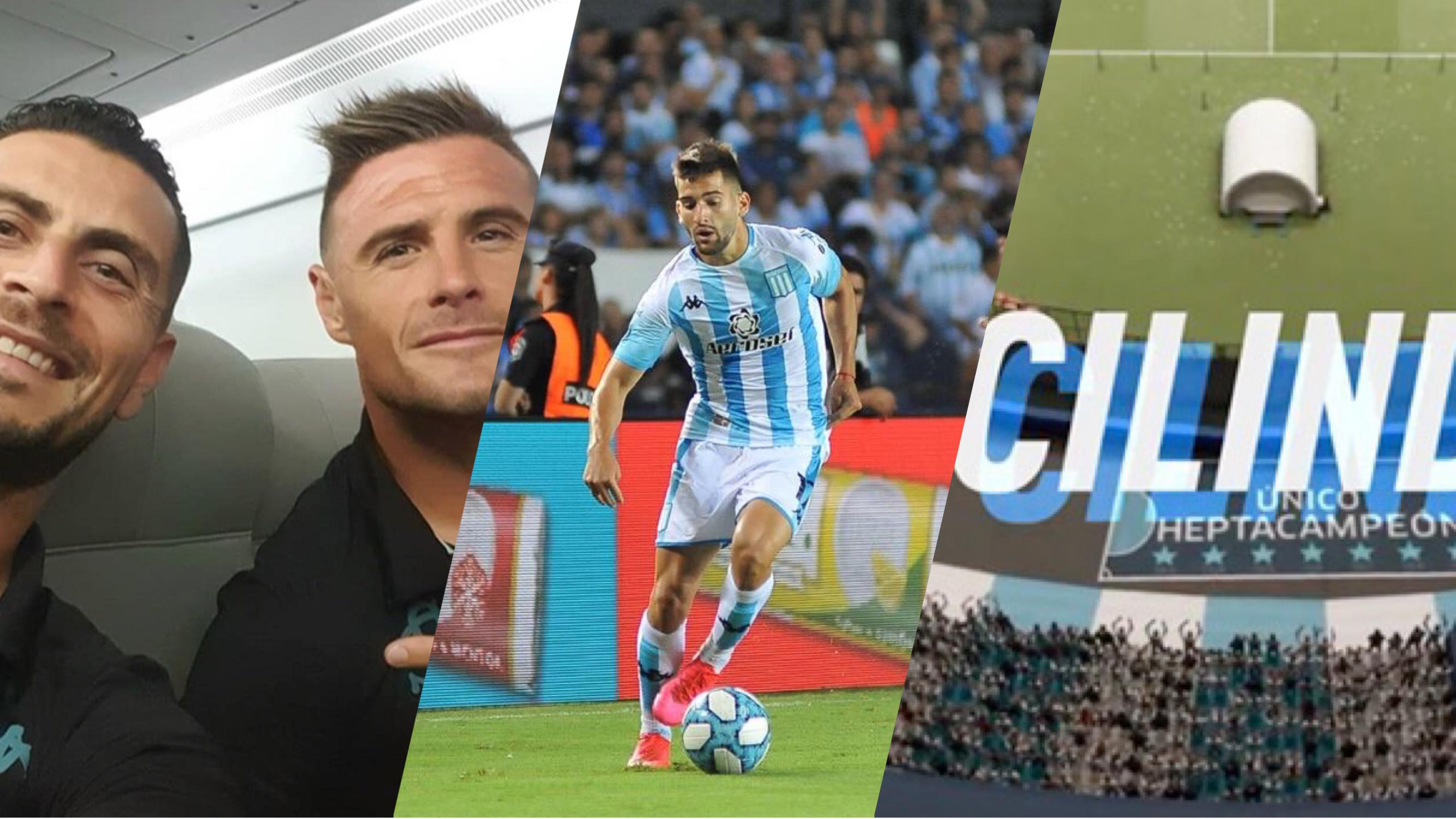 ¿Garré titular?, viaje y el Cilindro en el FIFA 20.