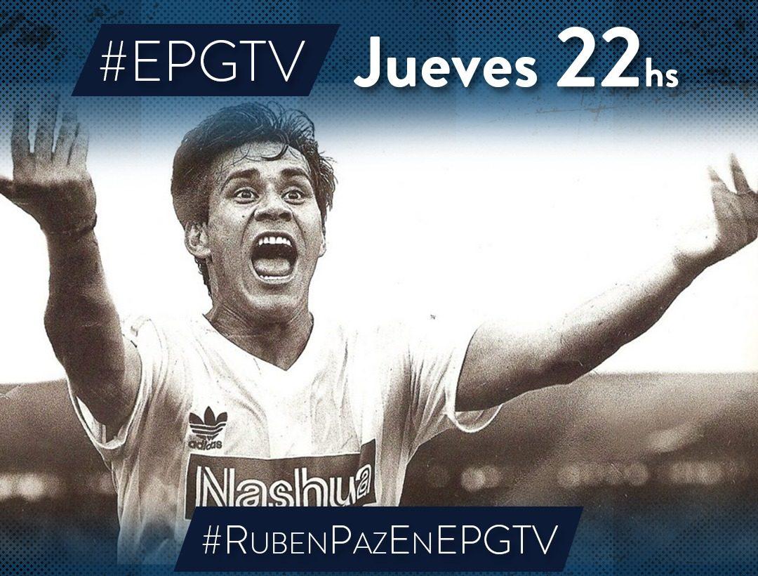 Imperdible programa de El Primer Grande TV con Ruben Paz.