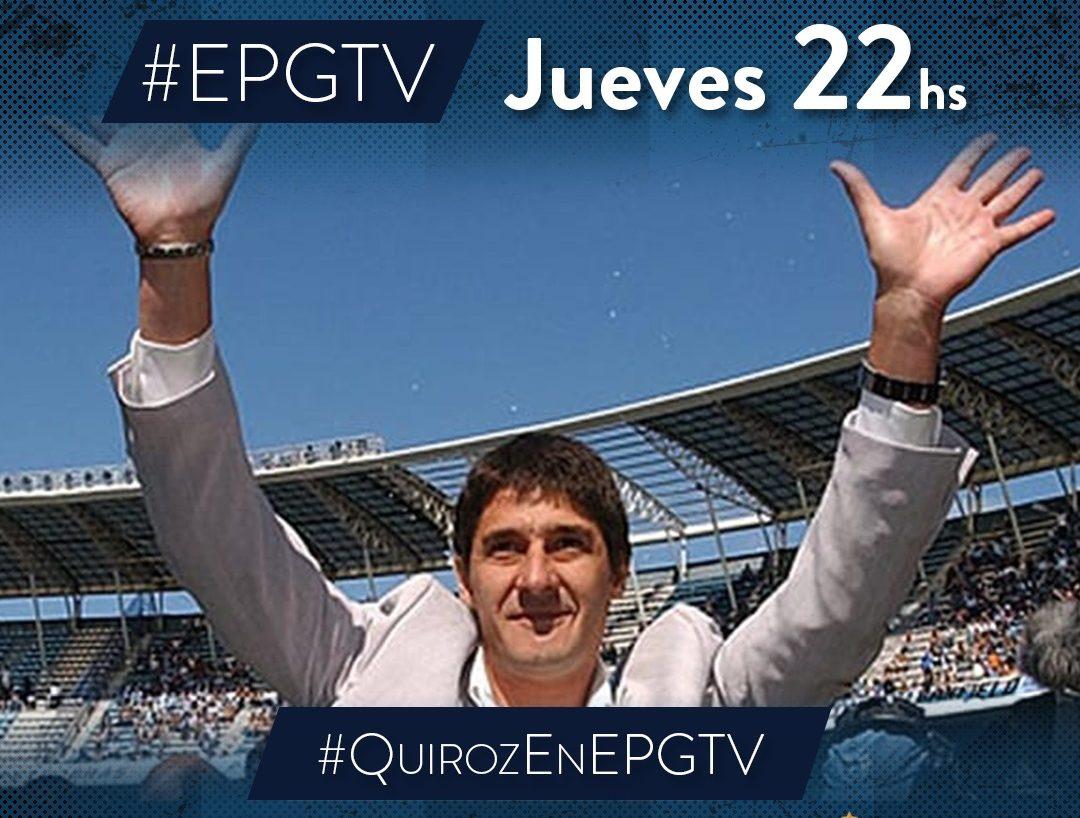 Fernando Quiroz visitó a El Primer Grande TV.