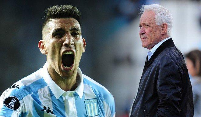 Blanco afirmó que si no consigue vender a Centurión, el jugador volverá al club.