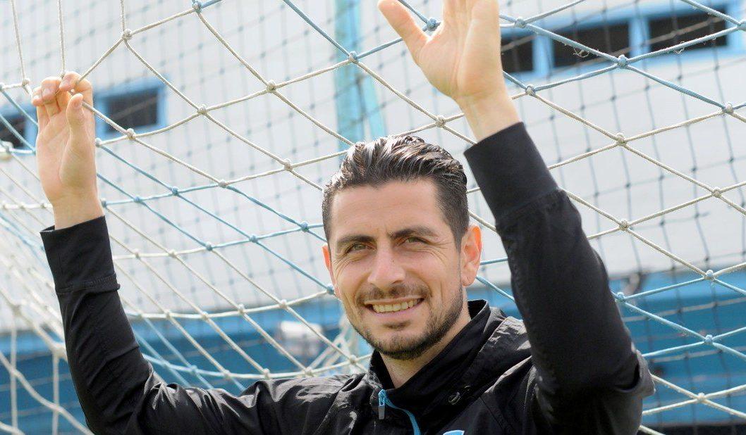 Gabriel Arias extenderá su contrato hasta Diciembre de 2023.