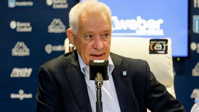 Blanco reveló como volverán los jugadores a entrenarse.