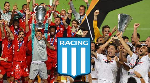 Bayern y Sevilla los campeones europeos.