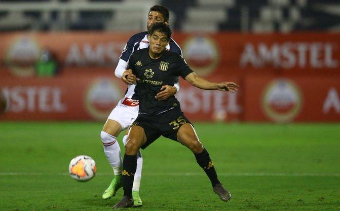 Buen debut de Melgarejo en Perú.