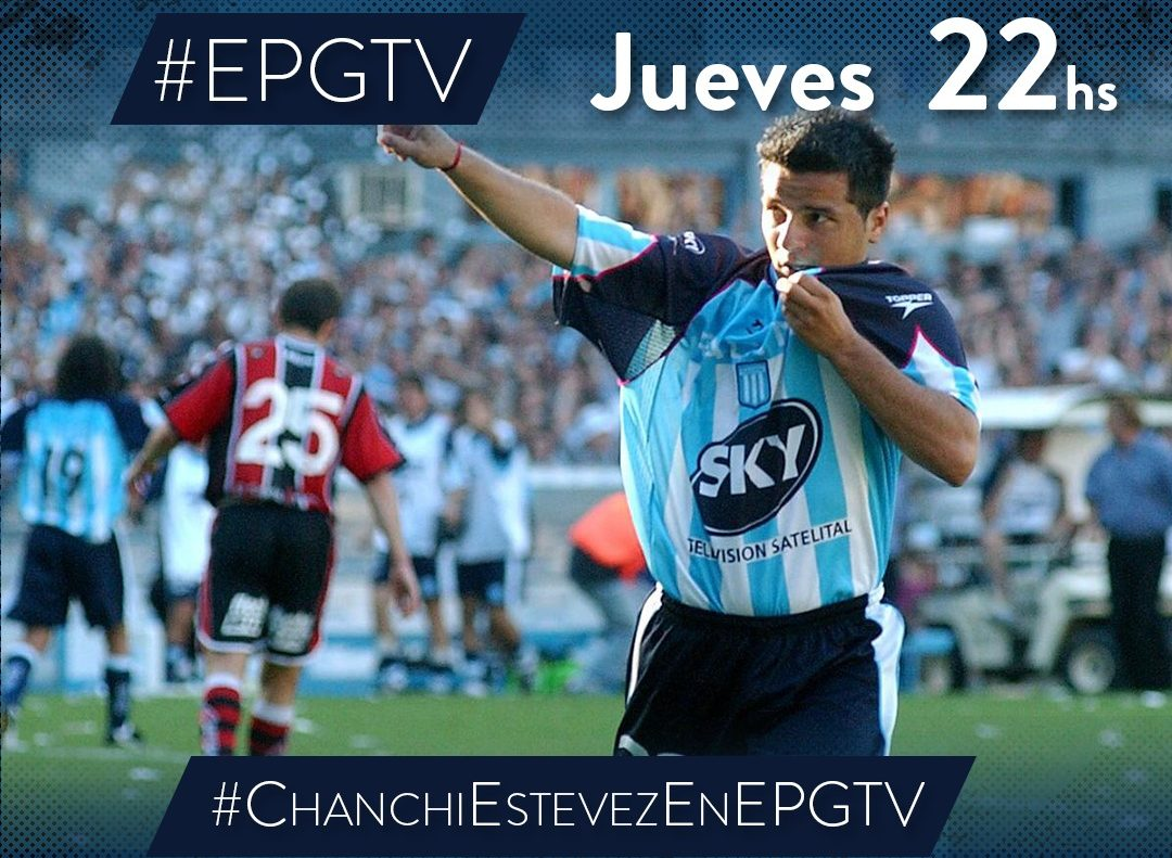 Chanchi Estevez en EPG TV. ¡Imperdible!¡