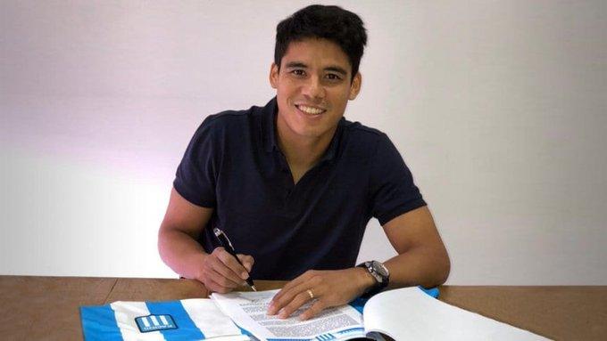 Lorenzo Melgarejo ya quiere jugar el Clásico de Avellaneda.