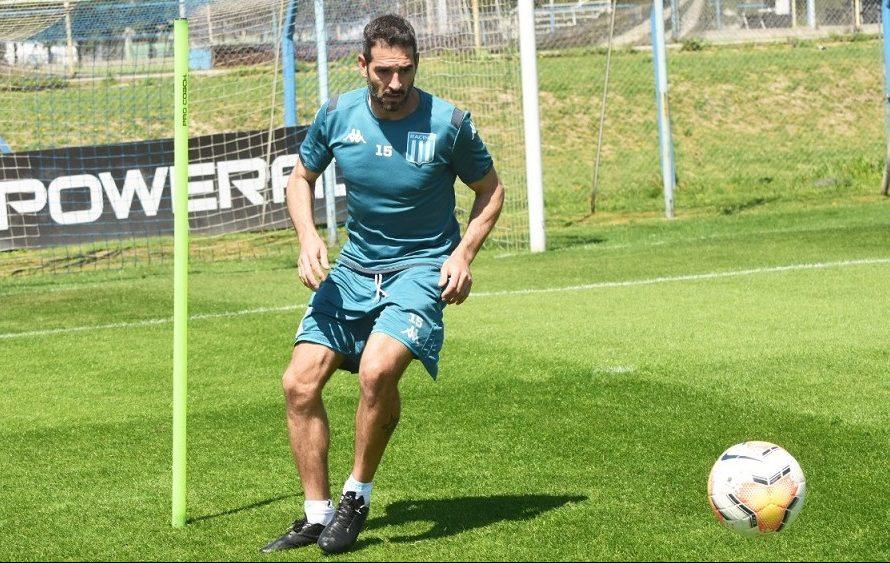 Lisandro López ya se recuperó de su lesión y estaría disponible el sábado.