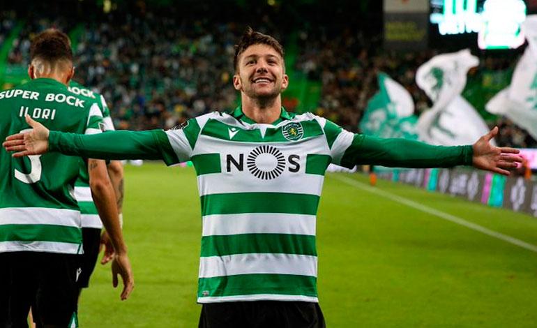 Vietto deja el Sporting y lo compra el Al Hilal.