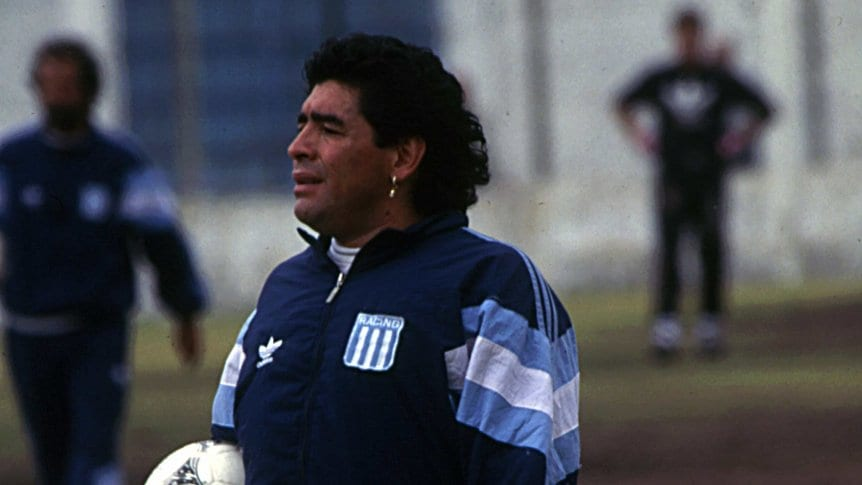 Diego cumple 60.