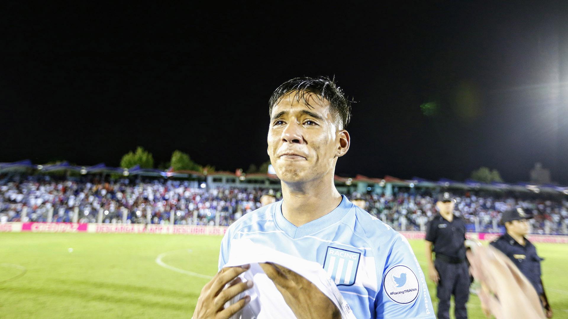 Matías Zaracho habló antes de emigrar hacia Brasil.