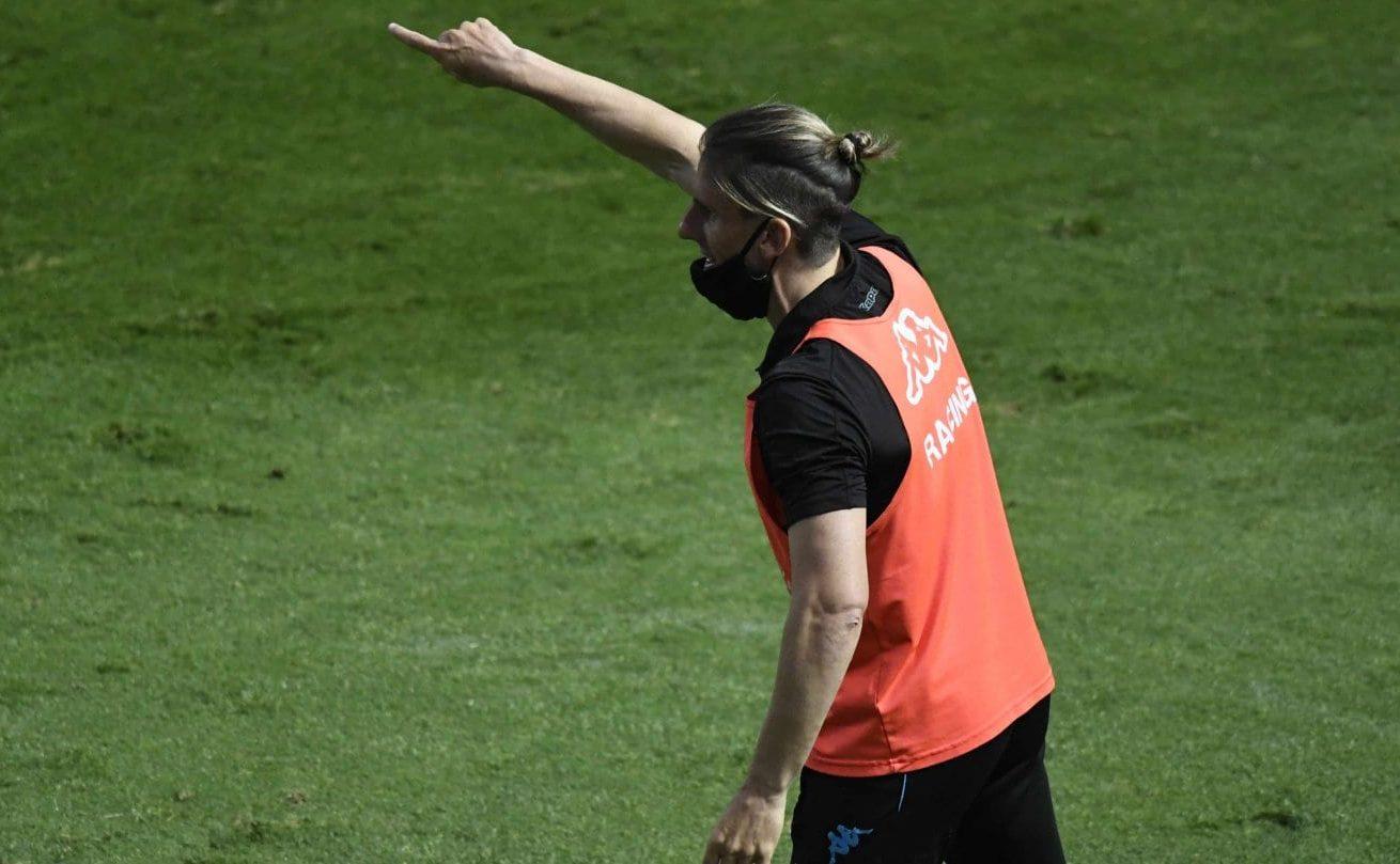 Beccacece se lamentó por los goles errados pero se tiene fe para levantar al equipo.
