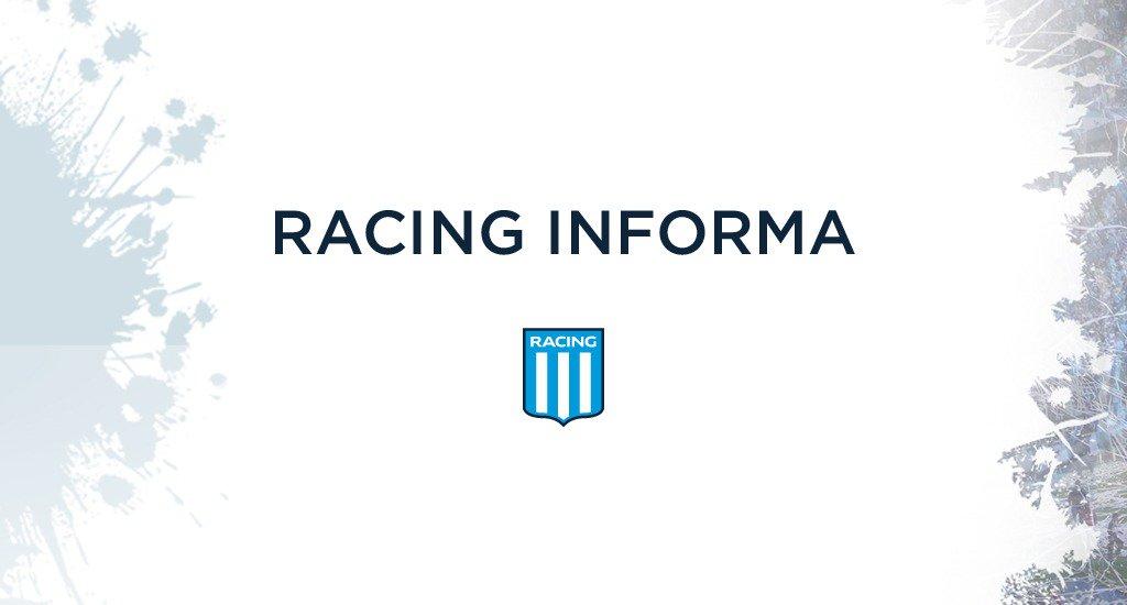 La Comisión Directiva respondió al comunicado de Milito.