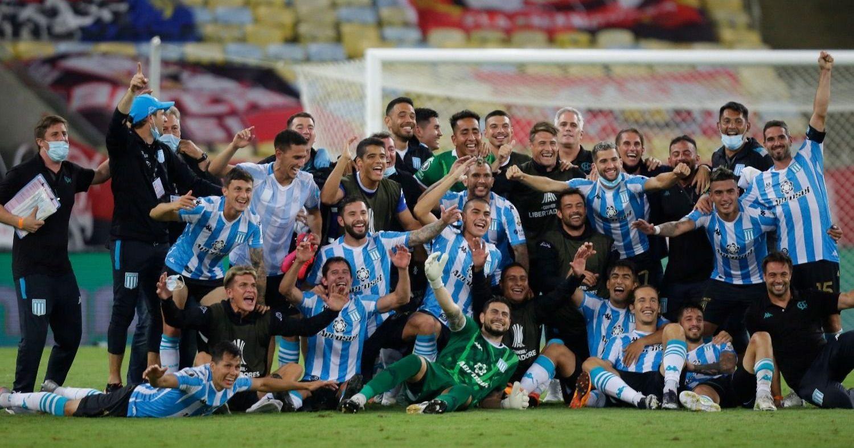 Racing intentará superar la última participación en la Libertadores.