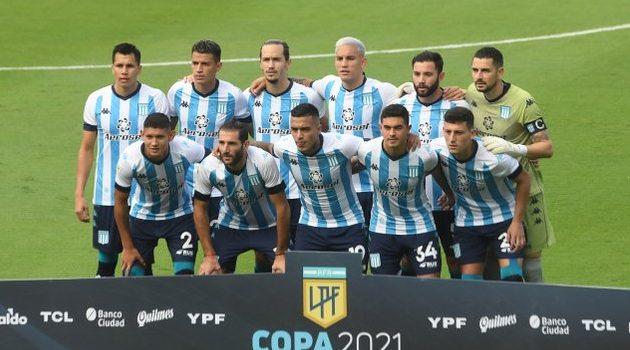 Piatti y Cáceres los goles del triunfo.