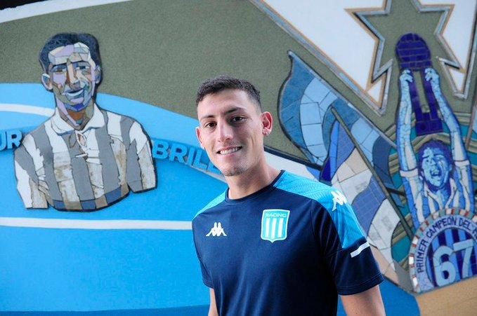 Tomás Chancalay por una sobrecarga, se perdería el partido de Libertadores.