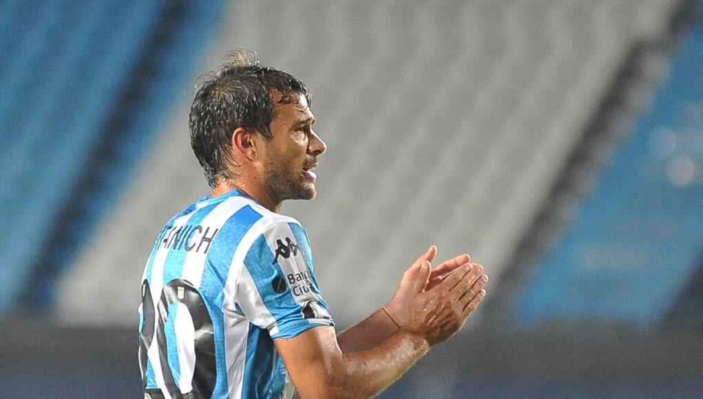 Darío Cvitanich habló post derrota con Godoy Cruz.