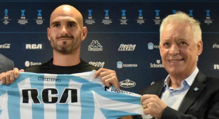 Víctor Blanco en Continental confirmó que hablará con su yerno para que vuelva a Racing.