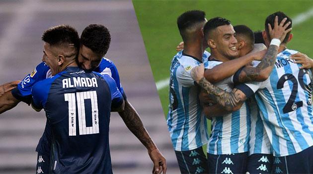 Vélez y Racing se disputarán el pase a Semifinales.