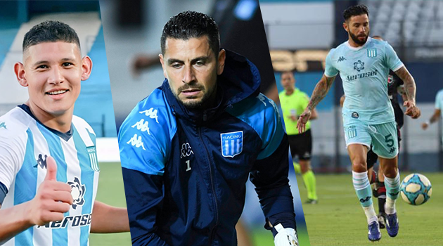 Arias y Mena convocados a la Selección Chilena.