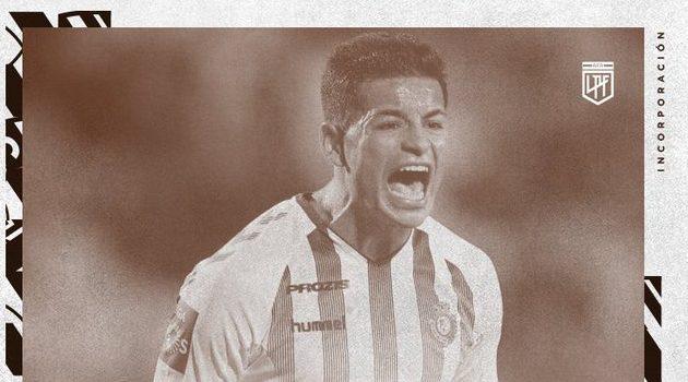 Mansilla jugará un año a préstamo en Platense.
