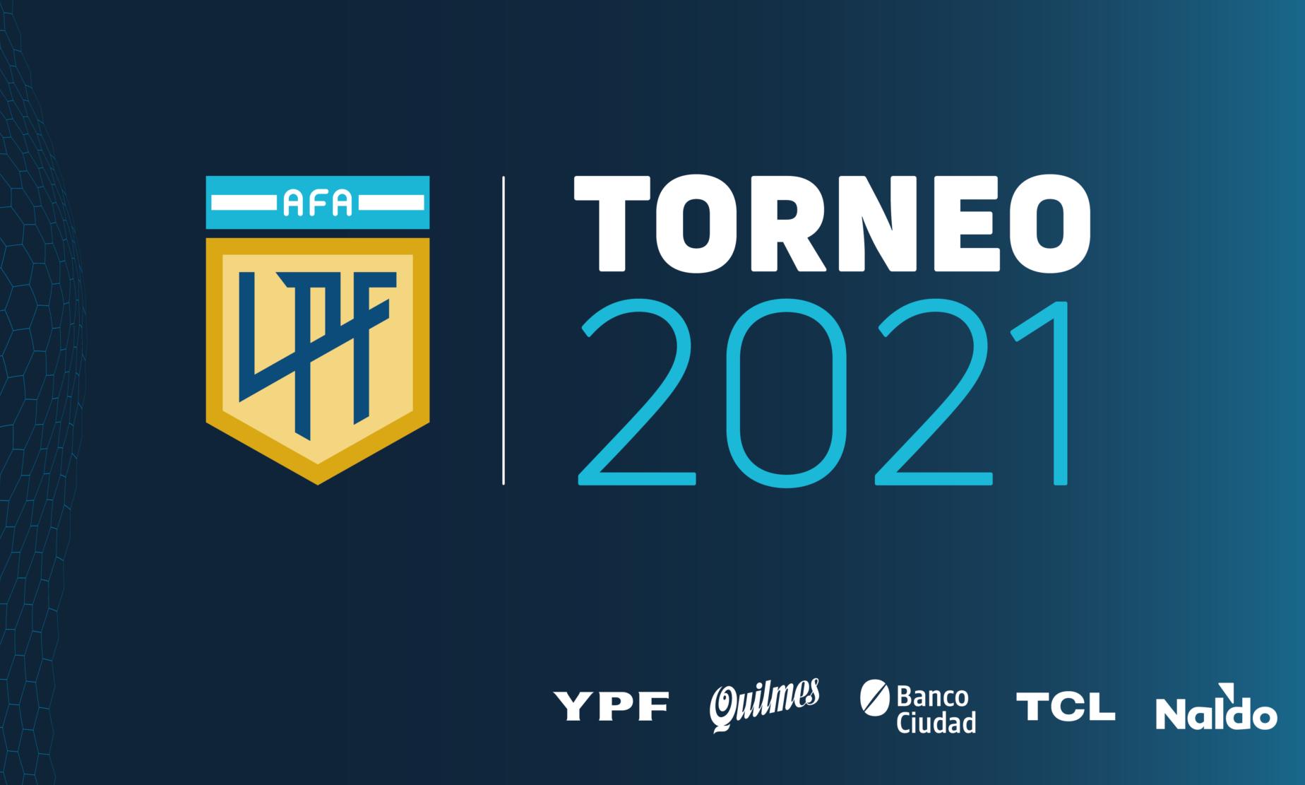 Se sorteó la Liga Profesional 2021.
