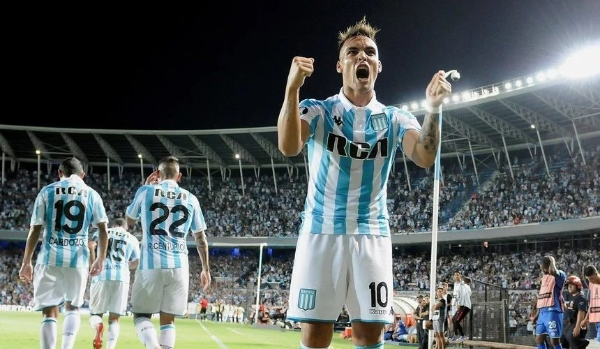 Reviví el historial de Racing como local por Libertadores contra equipos de Brasil.