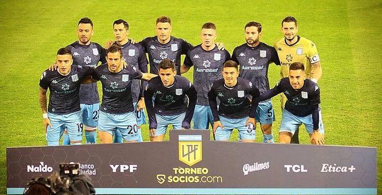 Racing y Vélez aburrieron en Liniers. Foto: Fabián De Ciria.