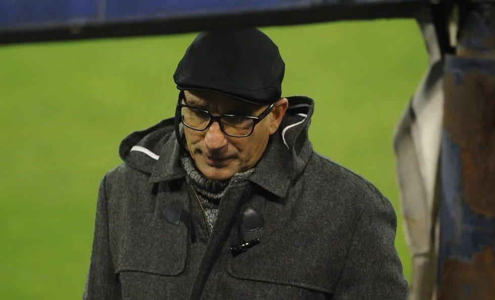 Pizzi analizó el empate en Liniers.