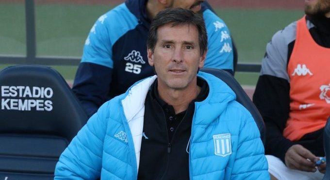 Úbeda analizó la derrota y eliminación en la Copa Argentina.